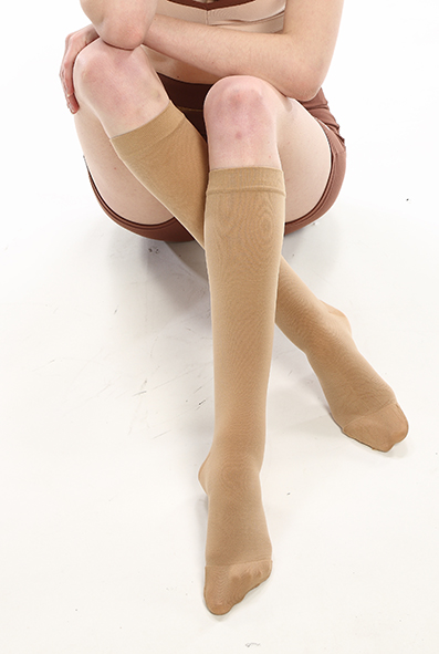 Medical Compression Knee High-close toe